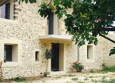 Maison en pierre du XVIIIème