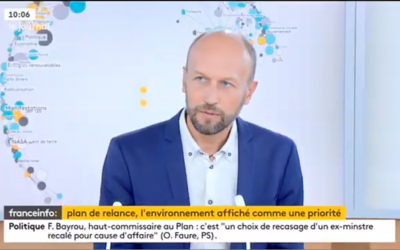 Rénovation performante sur France Info TV